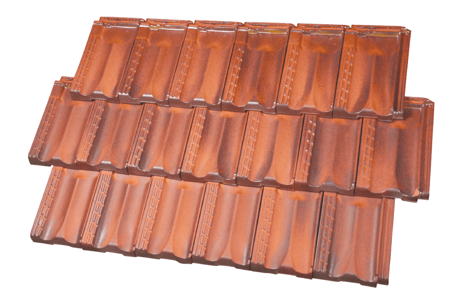Terracotta Tiles Marseille Aruora Colour