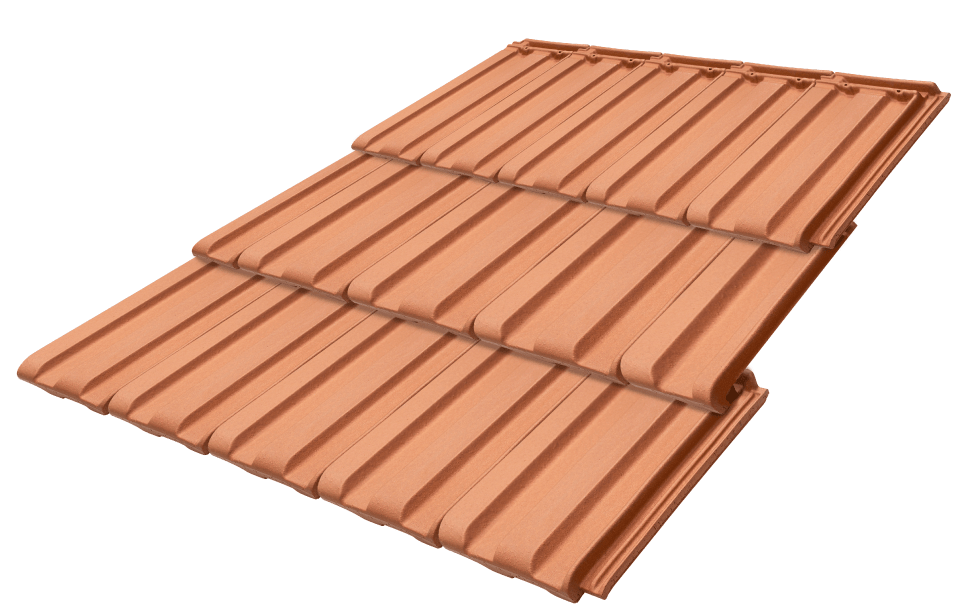 Terracotta Tiles Nouveau Mars Colour