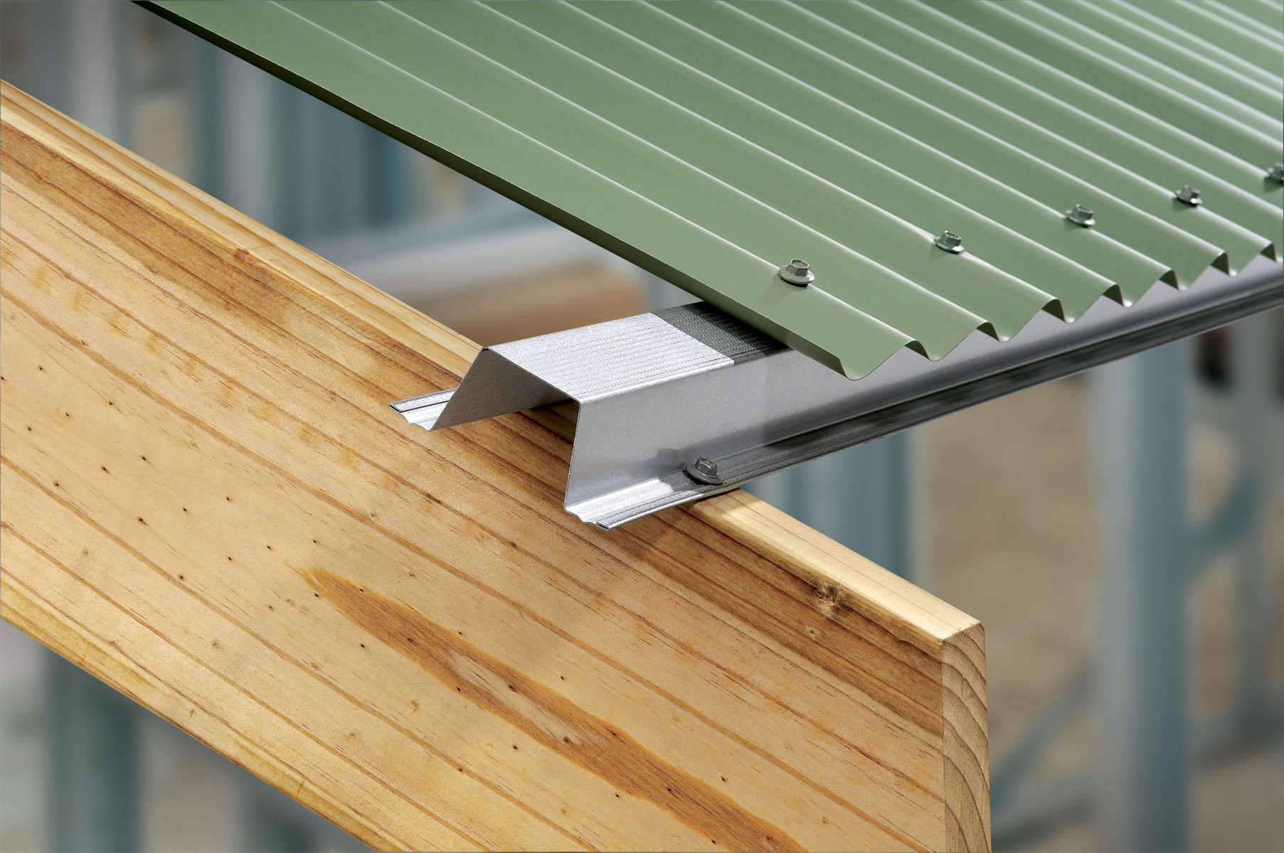 Stramit Top Hat Metal Roof Battens