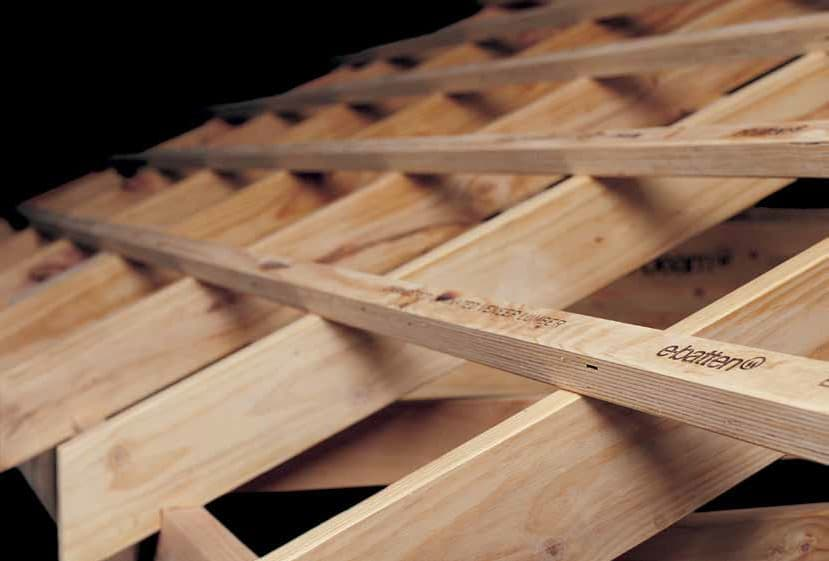 e-batten LVL Timber Roof Battens
