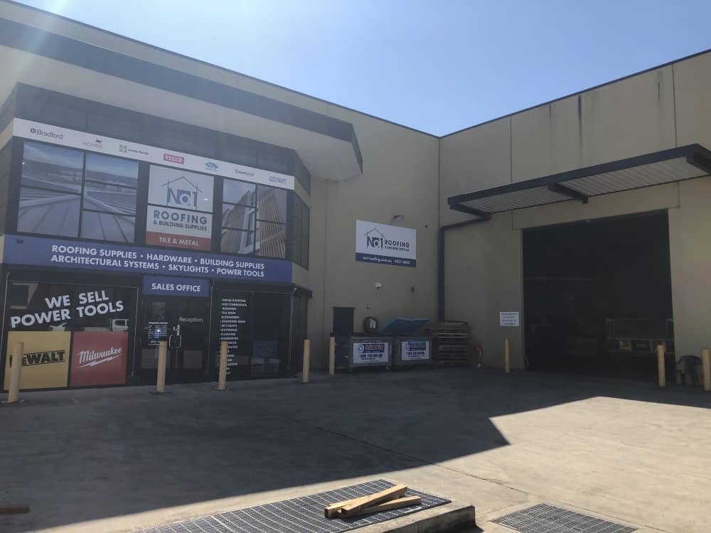 No 1 Roofing and Building Supplies Central Coast