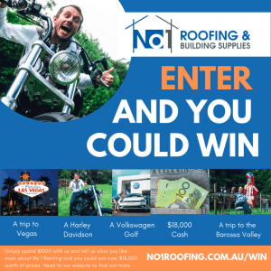 Enter and you could win a Harley, VW Golf, Trip or $18,000 Cash