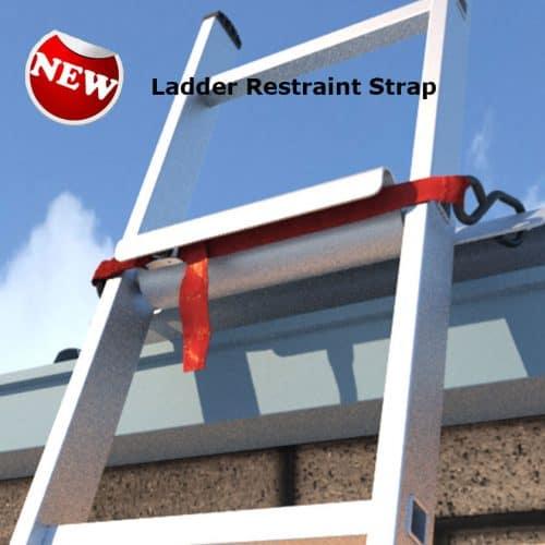 Ladder Restraint Strap