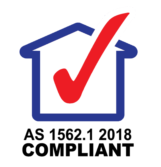 AS1562.1 2018 Compliant Roofing Cladding