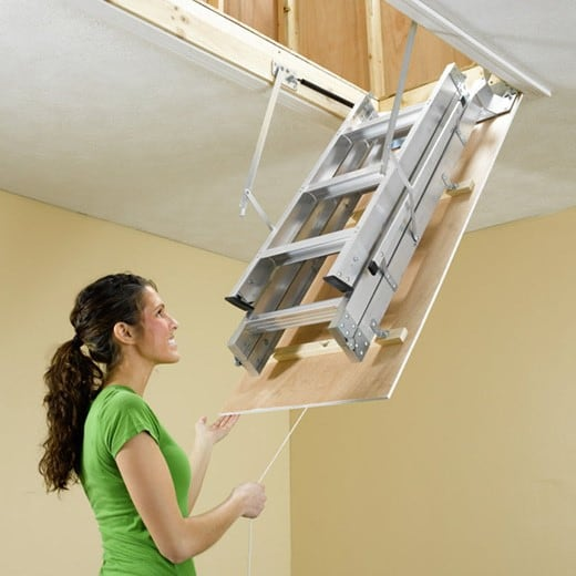 Baileys Folding Attic Ladder