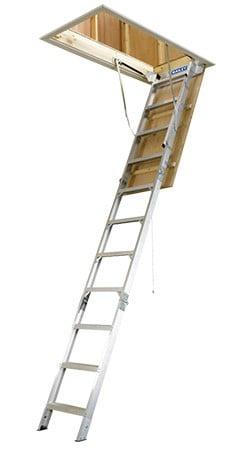 Baileys Folding Attic Ladder Alluminium