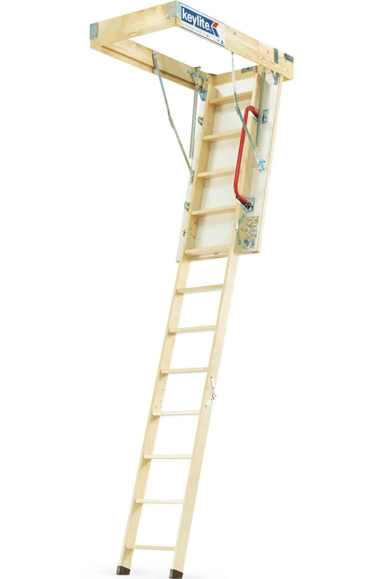 Keylite Folding Loft Ladder