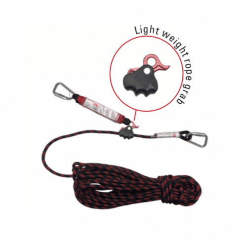 SafetyLink Lightweight Rope Grab