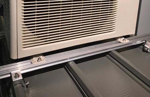 Gripper Fix - Air Con to Metal Roof