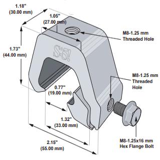 S-5-K Grip Mini Specs