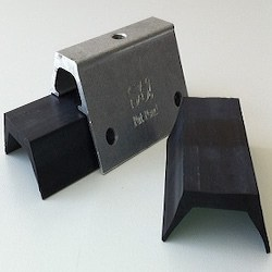 TrapBracket with EPDM Insert