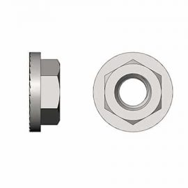 M8-125 Flanged Nut