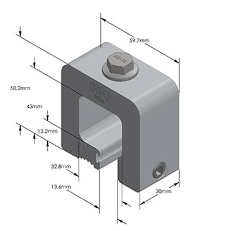 S-5-Q Mini Dimensions