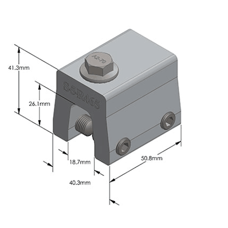 S-5-R465 Dimensions