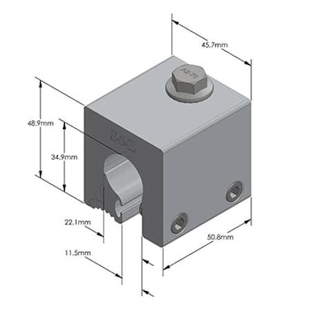 S-5-Z Dimensions