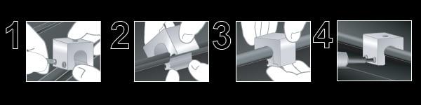 S-5-Z Install Steps