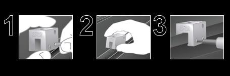 S-5-U install Steps
