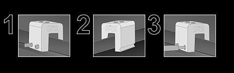 S-5-V Install Steps