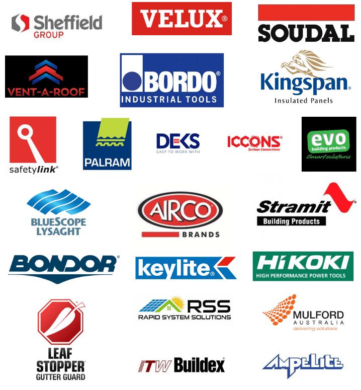 Trade Day Supplier Logos