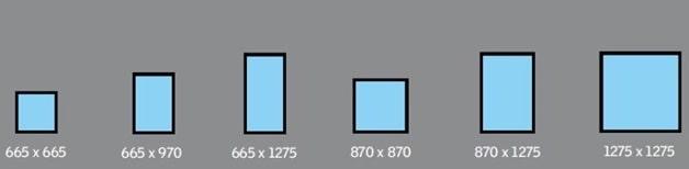 VCS Solar Sizes