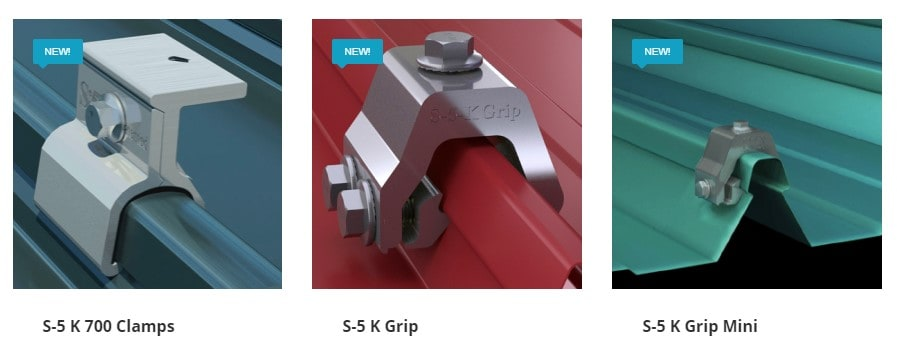 You can buy S-5! Clamps online here