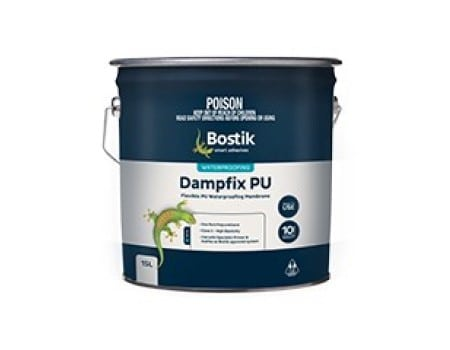 BOSTIK Dampfix PU Grey 15lt