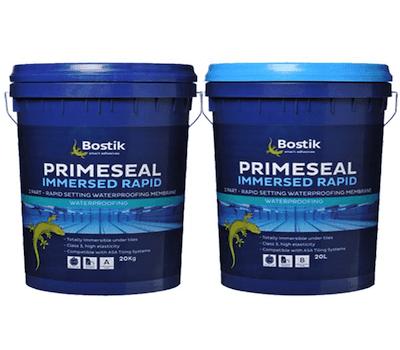 Bostik Primeseal 20kg & 20L
