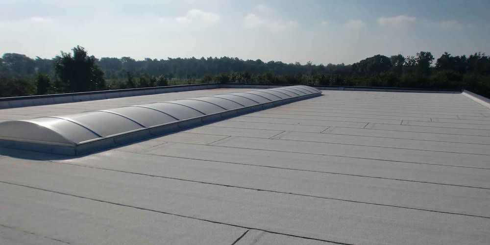 Waterproofing Membrane Roofs