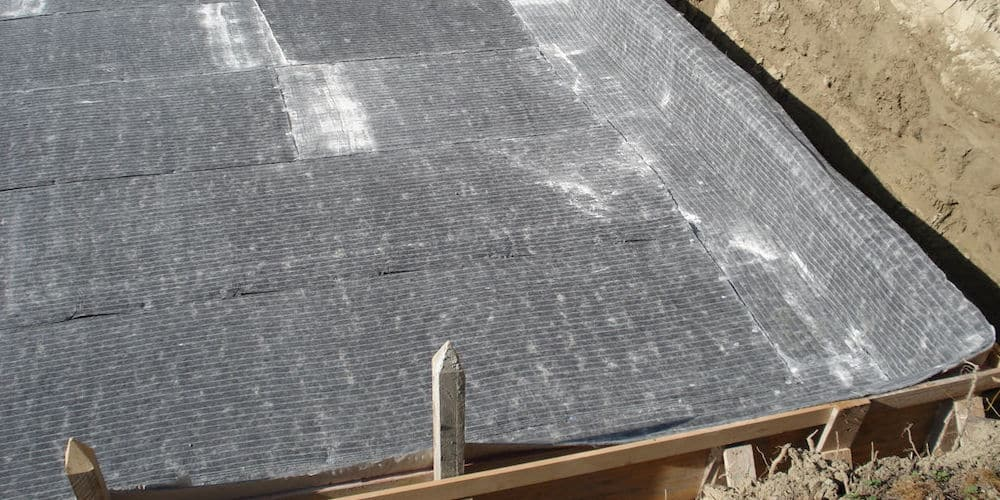 Waterproofing Membrane for Floors