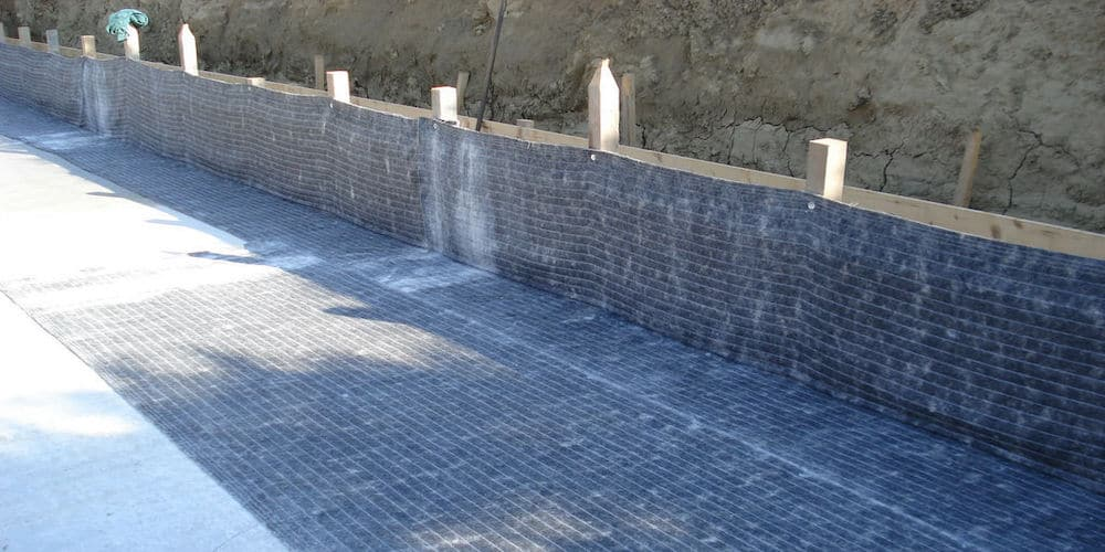 Waterproofing Membrane for Foundations