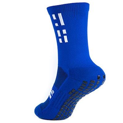 Crew - Blue Grip Star Sock