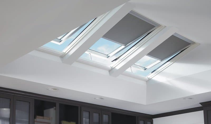 Fixed Manual Skylights