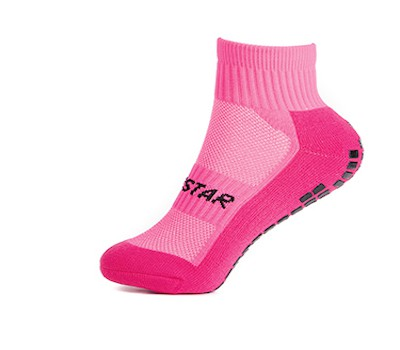 Pink Ankle Sock
