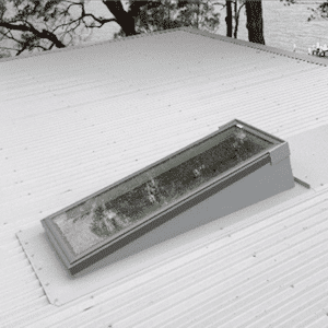 10° Velux Skylight Flashing Tray