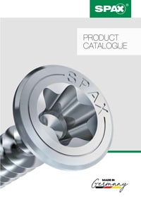 SPAX Product Catalogue 2018-2019