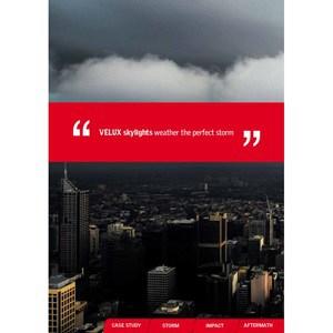 VELUX Skylight storm test case study
