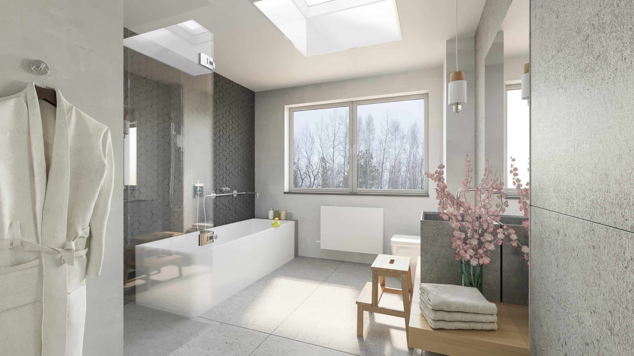 Bathroom Skylights Everything You Need To Know About Bathroom Skylights