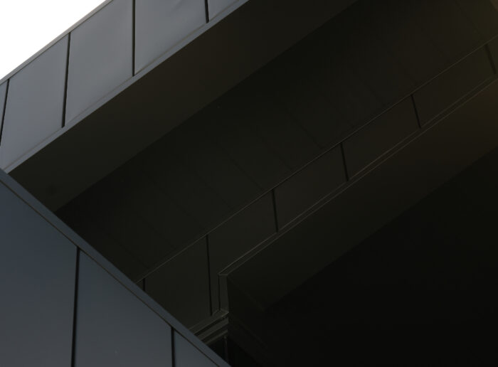 Interlocking Panels Give Any Building a Clean Modern Look