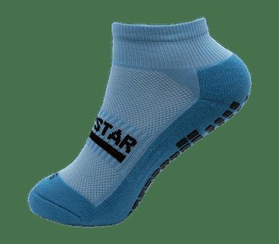 Gripstar Ankle Sock Pastel Blue