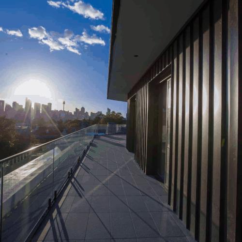 Nailstrip UrbanE Architectural Panels